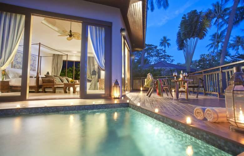 Outrigger Koh Samui Beach Resort - Pool - 4