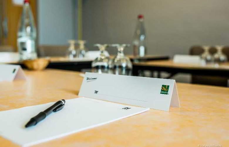 Quality Hotel Pau Centre Bosquet - Conference - 9