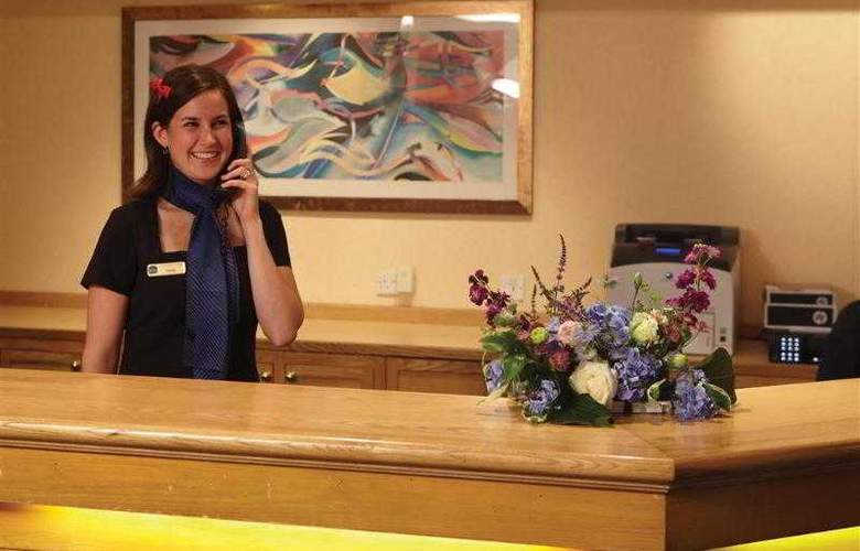 Best Western Tiverton - Hotel - 77