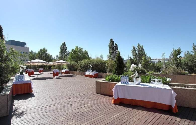 Eurostars Gran Madrid - Terrace - 37