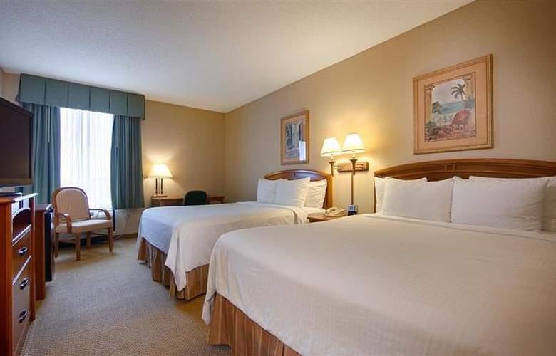 Best Western Plus Kendall Hotel & Suites - Room - 121