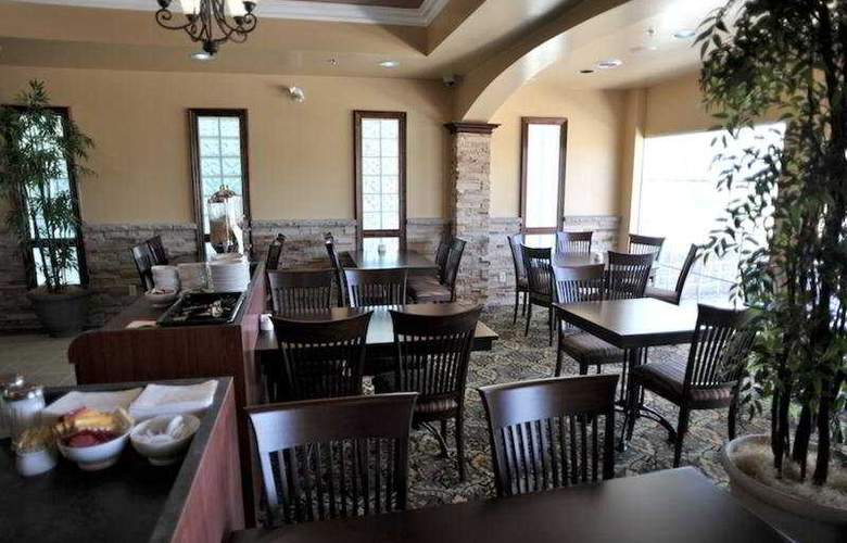 Monte Carlo Inn Barrie Suites - Restaurant - 11
