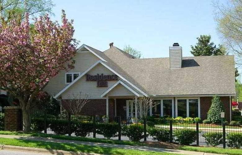 Residence Inn Raleigh Midtown - Hotel - 0