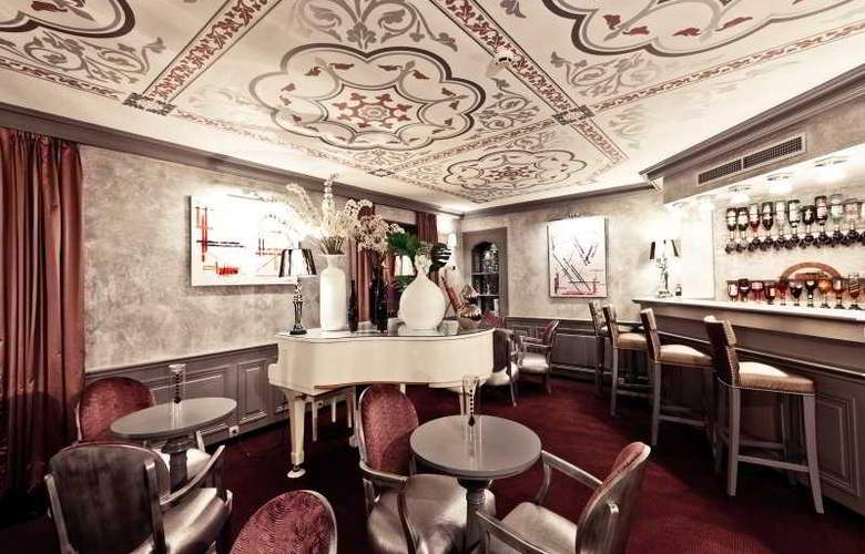 Golden Tulip Cannes - Hotel De Paris - Bar - 6