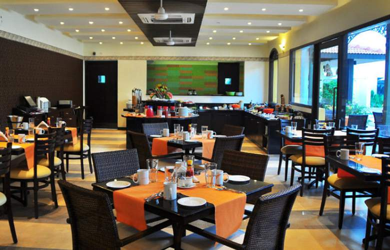 CItrus Resort, Goa - Restaurant - 10