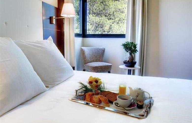 Best Western Hotel De L´Arbois - Hotel - 6