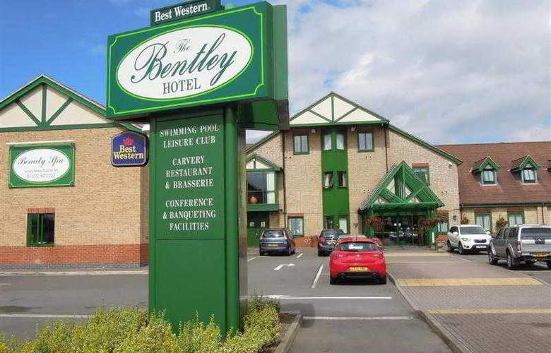 Best Western Bentley Leisure Club Hotel & Spa - Hotel - 57