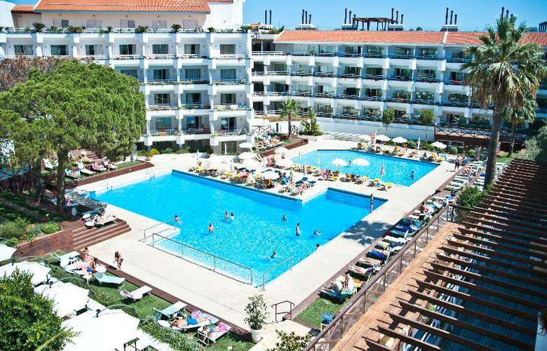 Aqualuz - Suite Hotel Apartments - Pool - 16