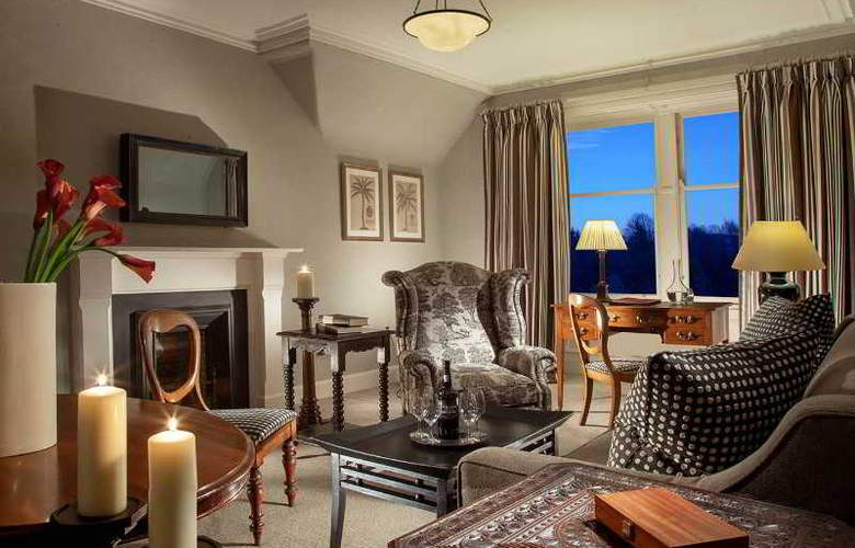 Cromlix House Hotel - Room - 2