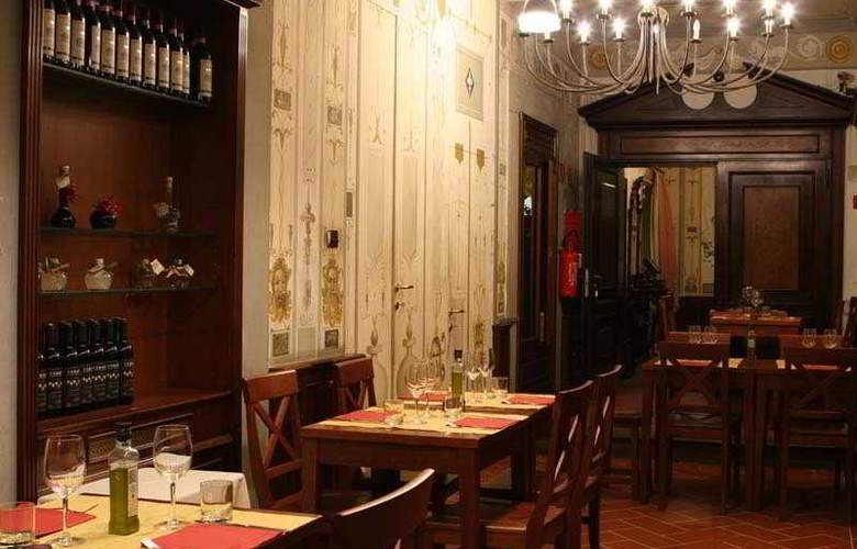 NH Collection Firenze Palazzo Gaddi - Restaurant - 16