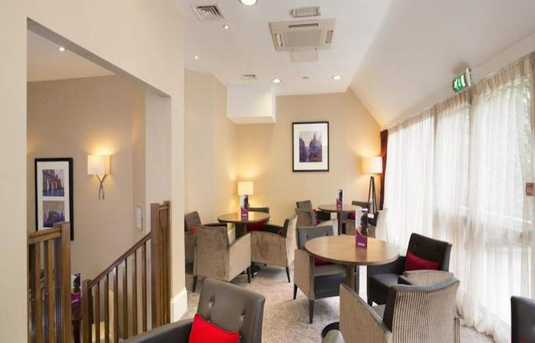 Crowne Plaza Edinburgh - Royal Terrace - Bar - 21