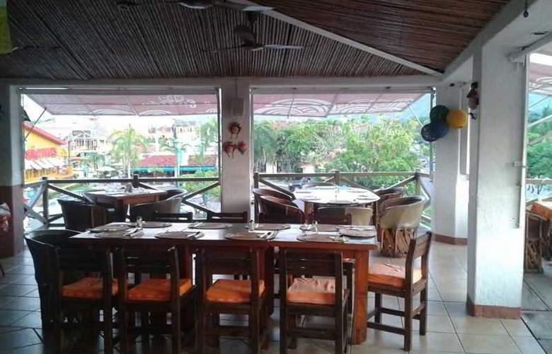Suites Ixtapa Plaza - Restaurant - 2