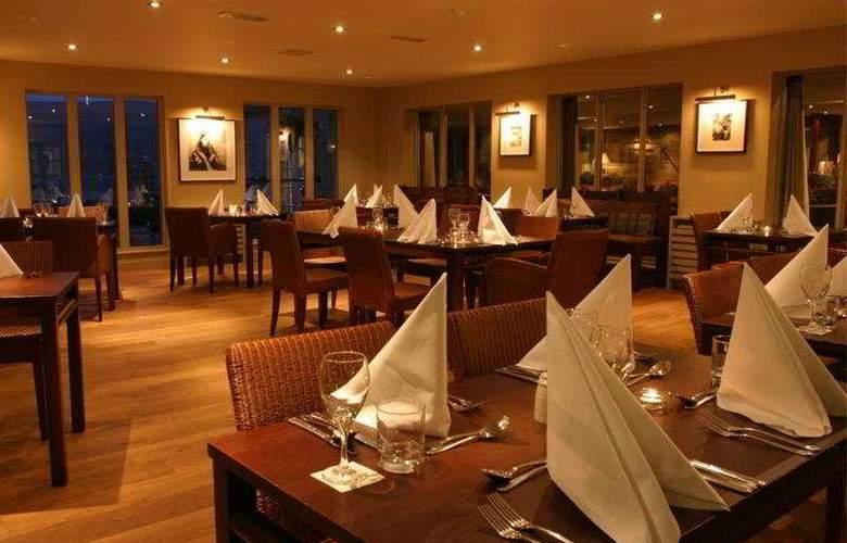 Crerar Loch Fyne Hotel & Spa - Restaurant - 9