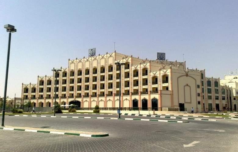 Al Ain Rotana - Hotel - 5