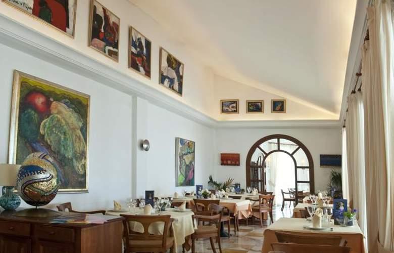 Villa Guadalupe - Restaurant - 13