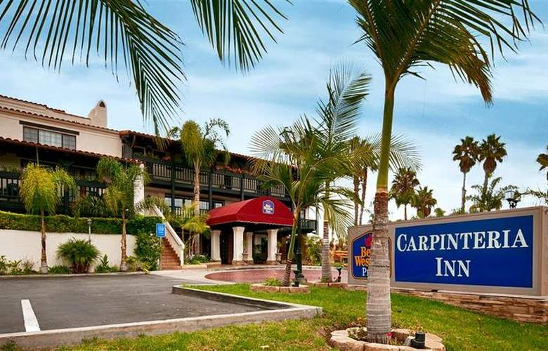 Best Western Plus Carpinteria Inn - Hotel - 32