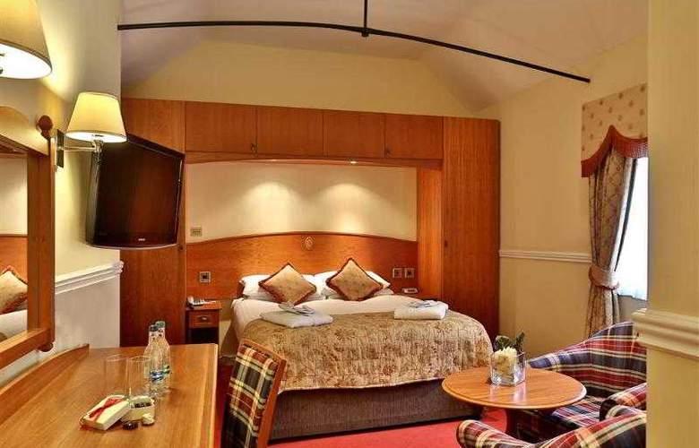 Best Western George Hotel Lichfield - Hotel - 7