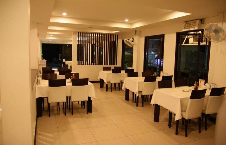 G-House Hua Hin - Restaurant - 9