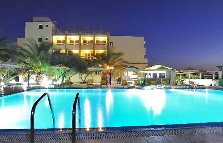 Tylissos Beach Hotel - Pool - 5