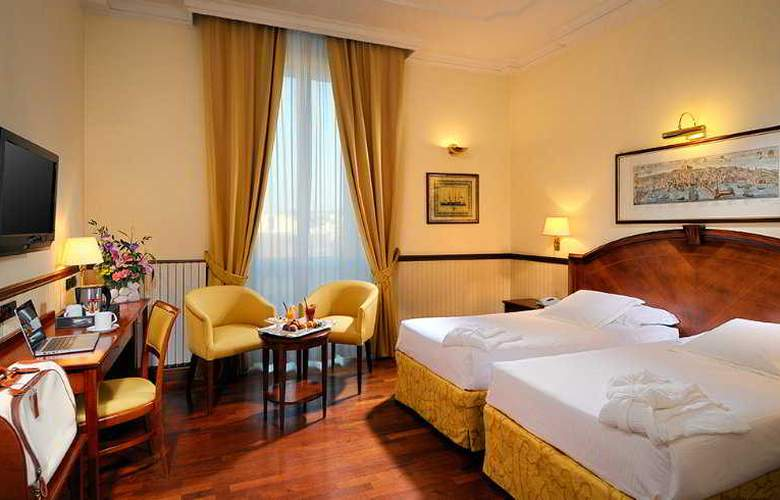 Best Western Premier Hotel Cristoforo Colombo - Room - 12