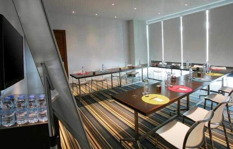 Aloft Abu Dhabi - Hotel - 31