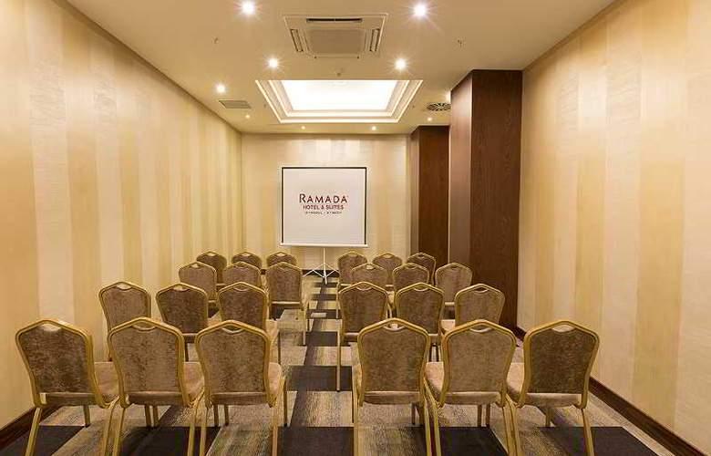 Ramada Hotel & Suites Atakoy - Conference - 24