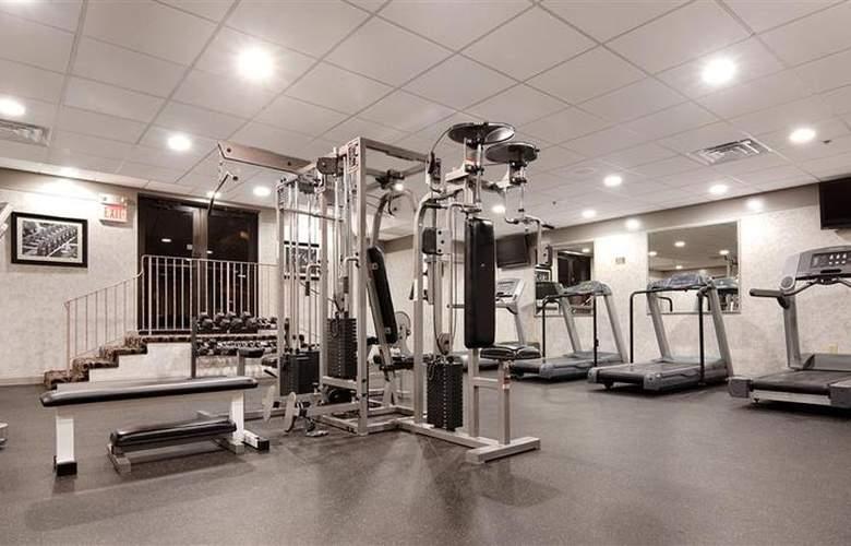 Best Western Plus Concordville Hotel - Sport - 117