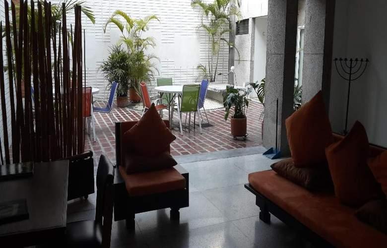 Casa Santa Monica Norte - Hotel - 13
