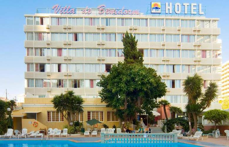 Magic Villa Benidorm - Hotel - 0