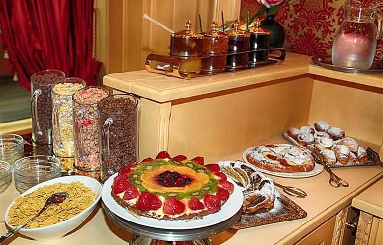 Best Western Premier Royal Palace - Restaurant - 42