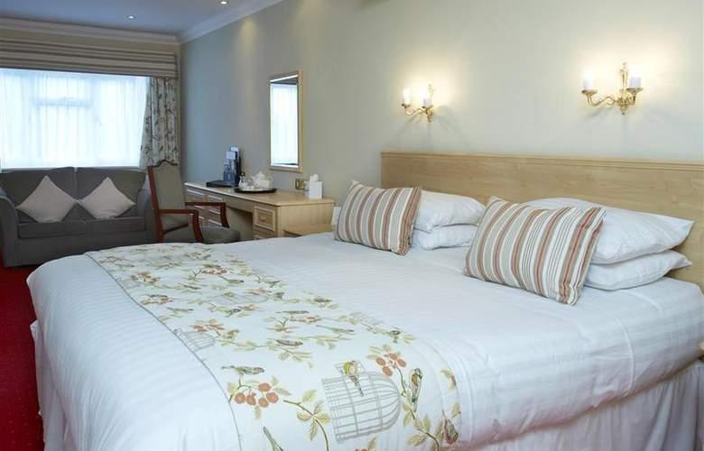 Best Western Consort Hotel - Room - 67
