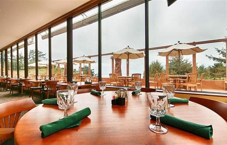 Best Western Plus Agate Beach Inn - Restaurant - 102