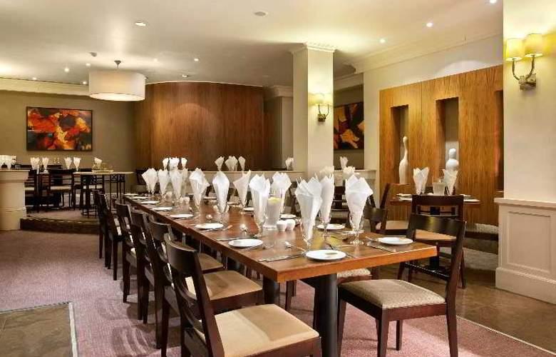 Hilton London Euston - Restaurant - 27