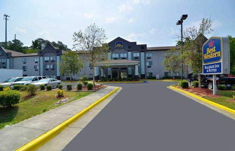 Best Western Raleigh Inn & Suites - Hotel - 0