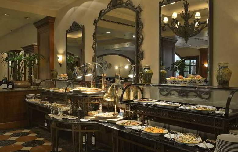 The Sherwood Hotel Taipei - Restaurant - 28