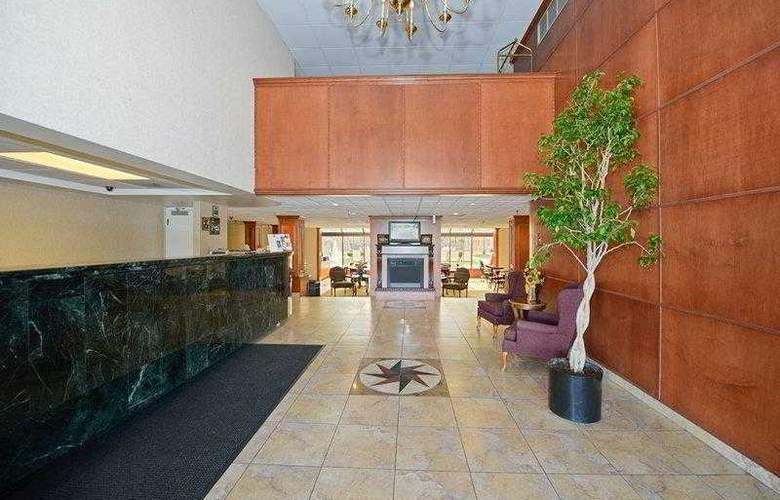 BEST WESTERN Hospitality Hotel - Hotel - 17