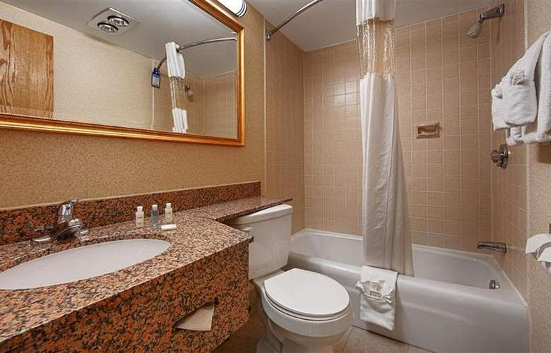 Best Western Hospitality Hotel & Suites - Room - 34