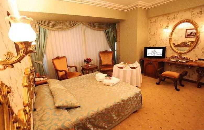 Antaka Ottoman Palace Therman Resort & Spa - Room - 11