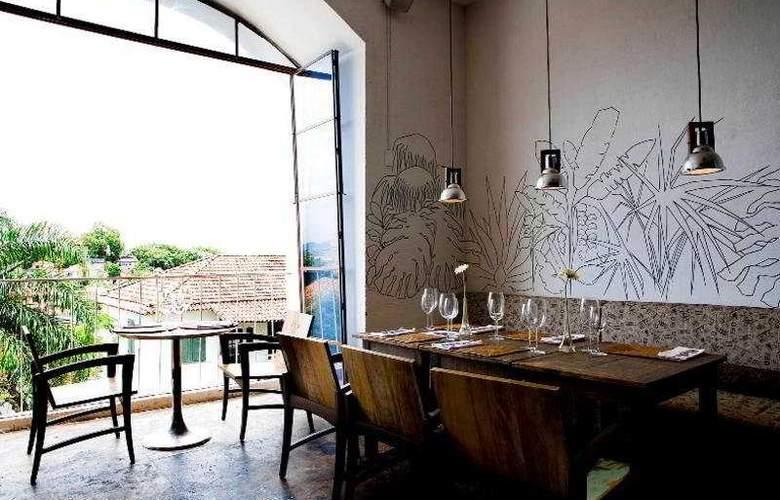Relais & châteaux  Santa Teresa - Restaurant - 7