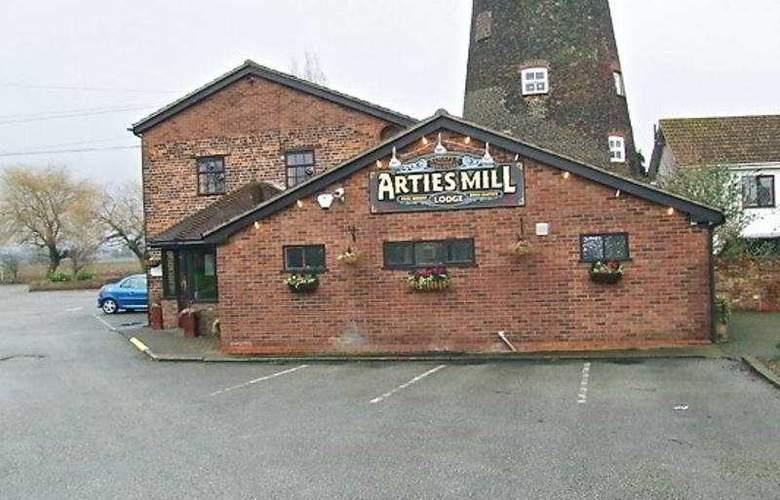 Arties Mill & Lodge - Hotel - 0