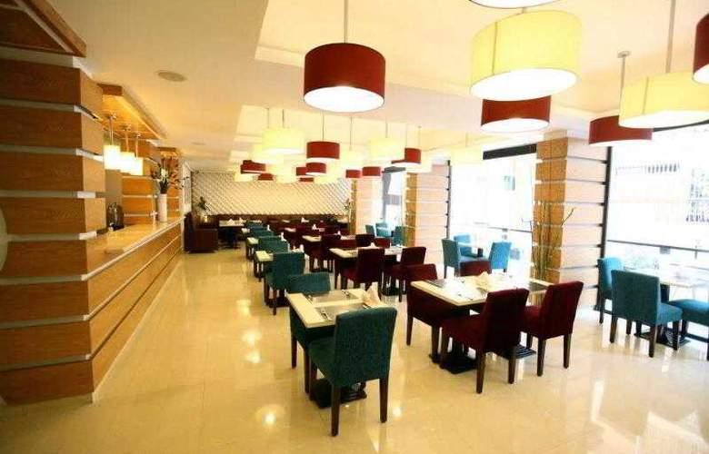 WH Hotel - Restaurant - 22