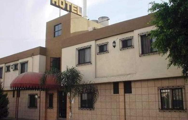 Arboledas Industrial - Hotel - 0