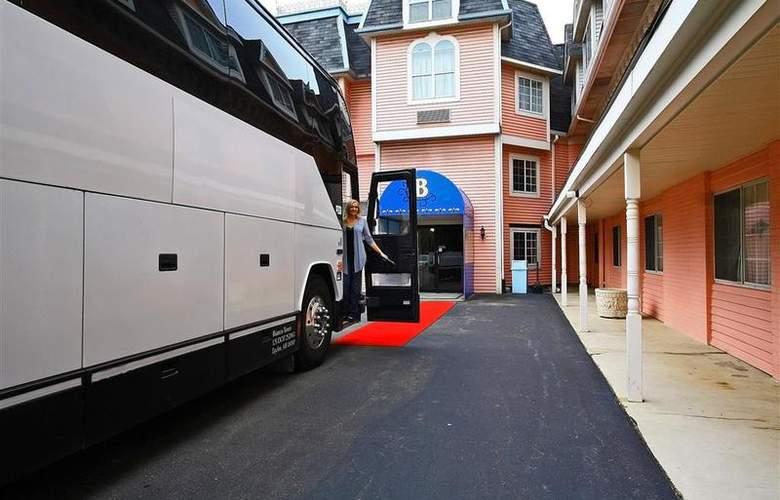 Best Western Greenfield Inn - Hotel - 56