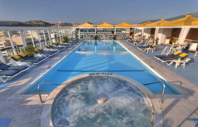 Grand Hyatt Athens - Pool - 26