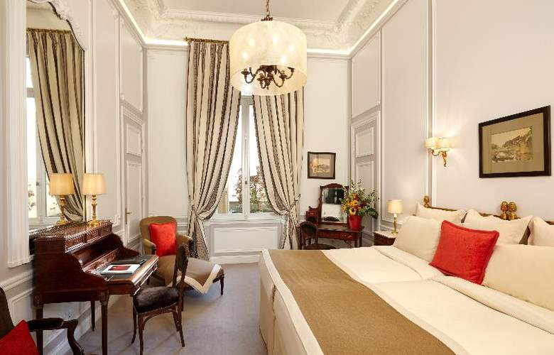 Hotel Regina - Room - 1
