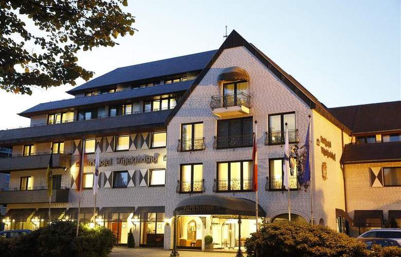 Best Western Parkhotel Wittekindshof - Hotel - 4