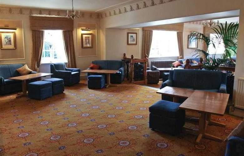 Best Western Strathaven Hotel - Hotel - 33
