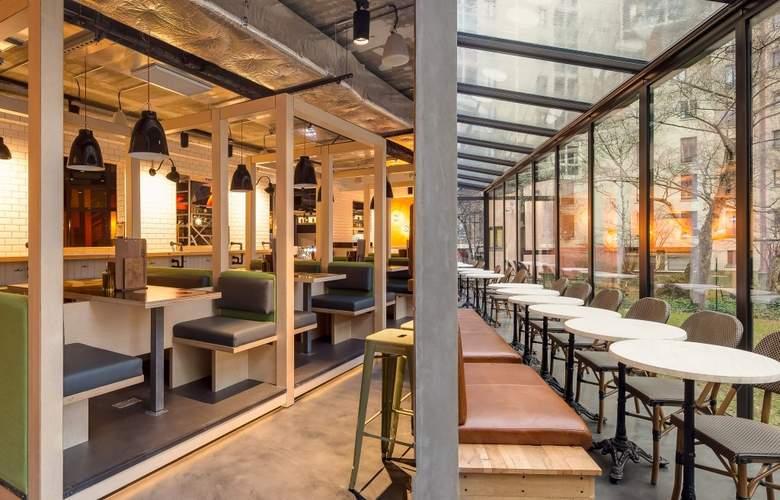 Generator Hostels Paris - Restaurant - 4