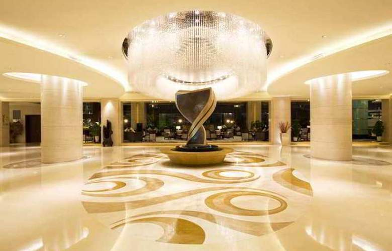 Doubletree by Hilton Qingdao Chengyang - Hotel - 8