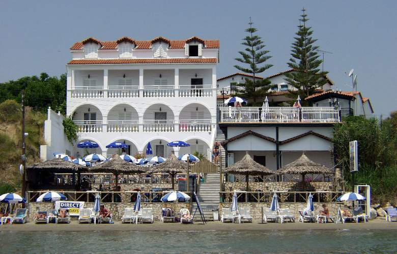 Denise Hotel - Beach - 3